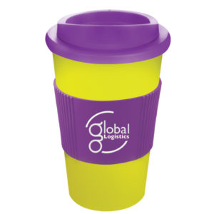 Americano Thermal Mug Yellow