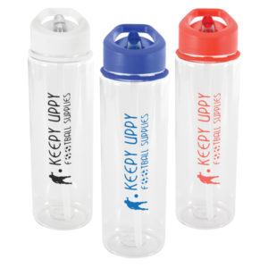 Aqueous Coloured Cap Drinks Bottles