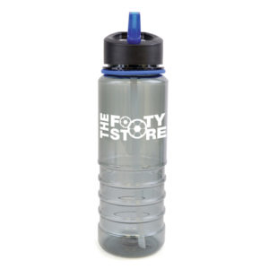 Aqueous Dark Drinks Bottle - Blue