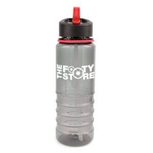 Aqueous Dark Drinks Bottle - Red