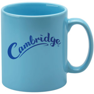 Cambridge Mugs - Light Blue