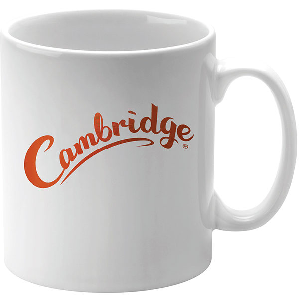 Cambridge Mugs - White