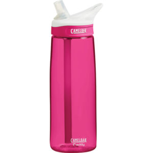CamelBak Eddy water bottle - Pink