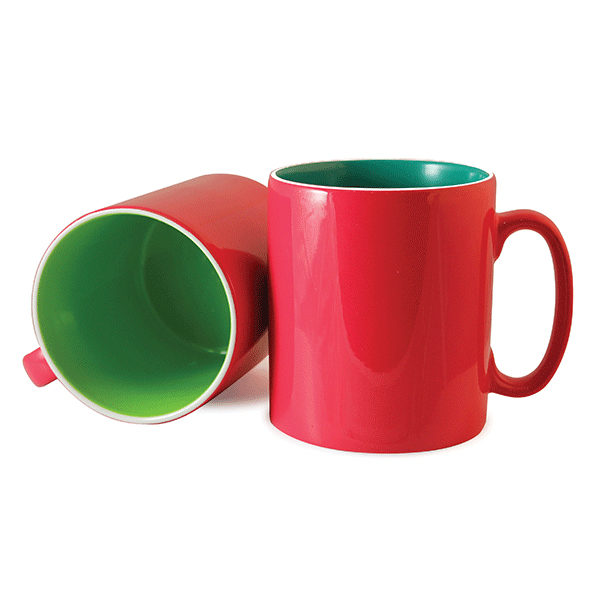 Durham ColourCoat Inner and Outer Colour Mug