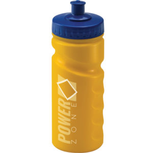 Grip SportsPro Bottle 500ml - Yellow