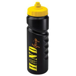 Grip SportsPro Bottle 750ml - Black