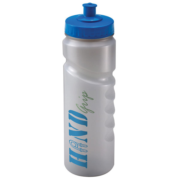 Grip SportsPro Bottle 750ml - Grey