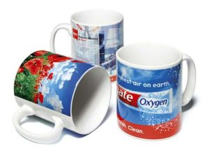 Printed Logo Mugs