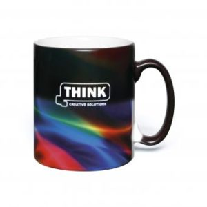 Satin Colour Change Mugs