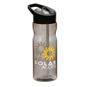 Sportsman Base Sports Bottle - Black