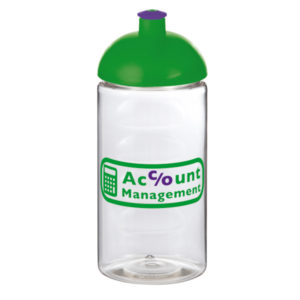 Sportsman Bop Sports Bottle - Clear