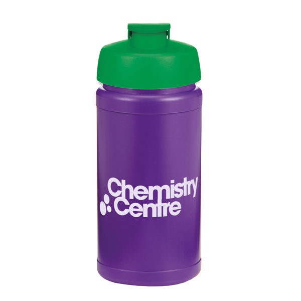 Sportsman H20 Baseline Sports Bottle - Purple