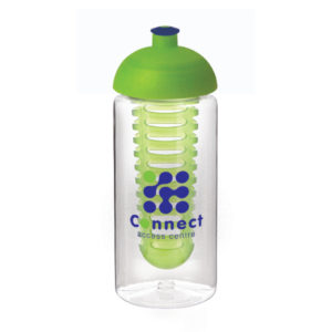 Sportsman H20 Tritan Sports Bottle - Clear