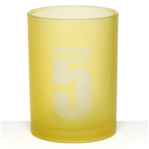 Colour Coated Highball Small Glass