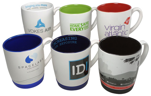 Promotional Mugs from Stupid Tuesday's Mug Shop