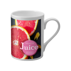 Lyric Bone China Dye Sublimated Mugs