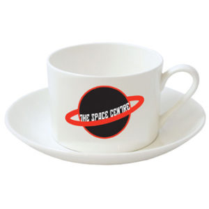 Stirling Cup and Saucer