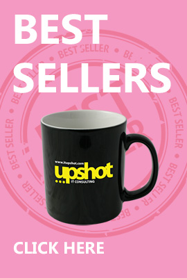 Best Selling Logo Mugs