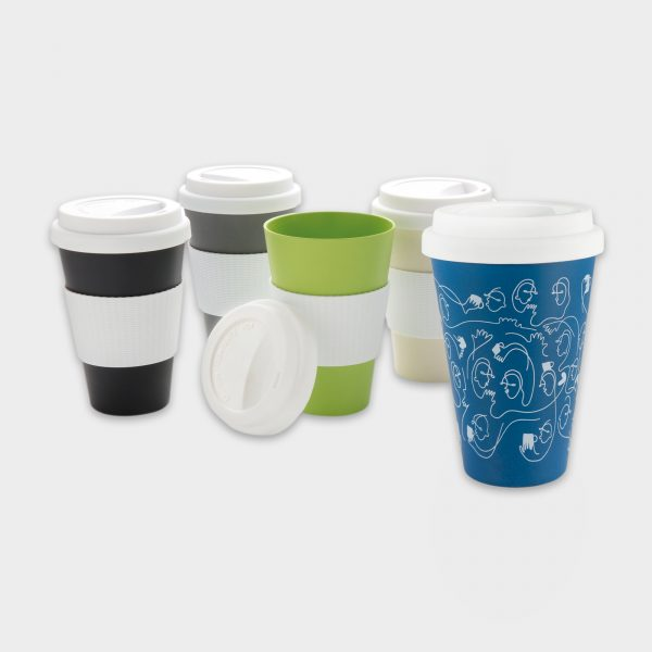 Green & Good Bamboo Fibre Travel Mug