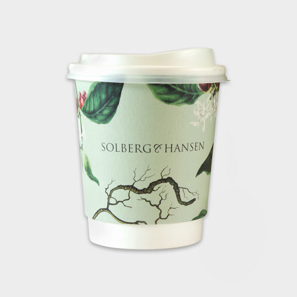 Green & Good Compostable Eco Cup 8oz