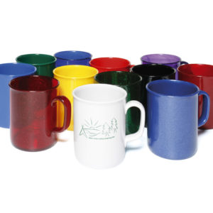 Spectrum Acrylic Mugs