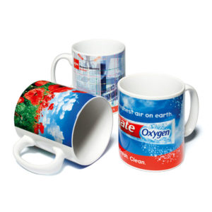 Duraglaze mugs are guaranteed to 2000 dishwasher cycles