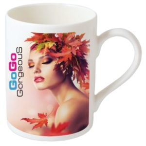 Lyric bone china dye sub mug
