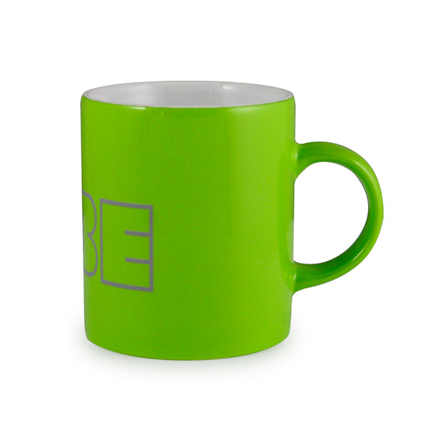 Espresso ColourCoat Mug, Stupid Tuesday's Mug Shop