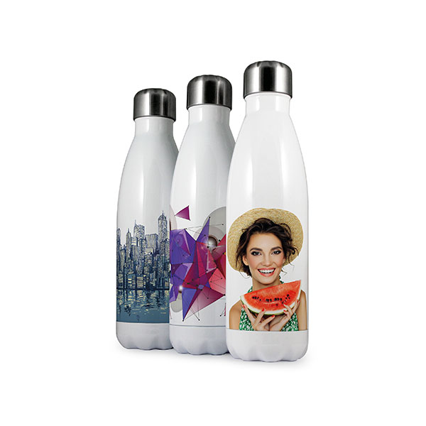 Thermal drinks bottles mde from stainless steel
